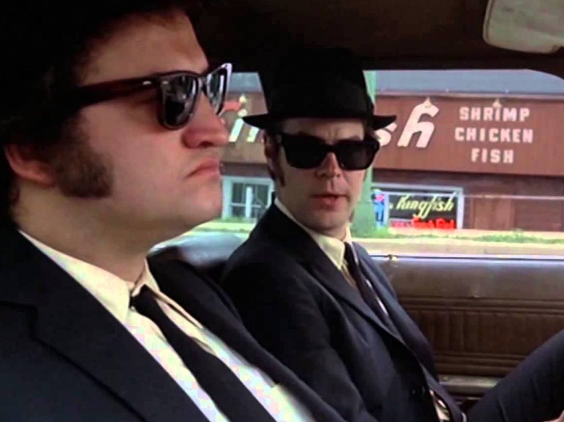 dan aykroyd is developing a blues brothers animated series social e1622016714663 25 Things You Never Knew About The Blues Brothers