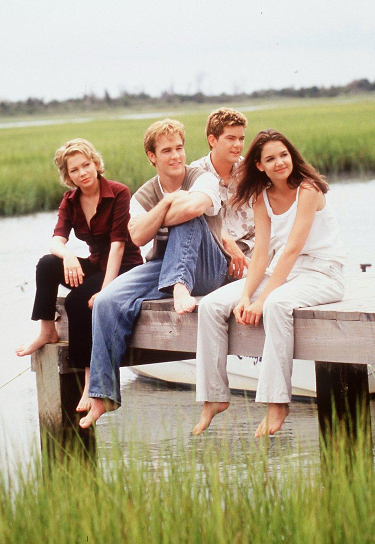 dawsons creek writers room lede 21 Things That Teenagers Did In 1999 Which Youngsters Today Just Won't Understand
