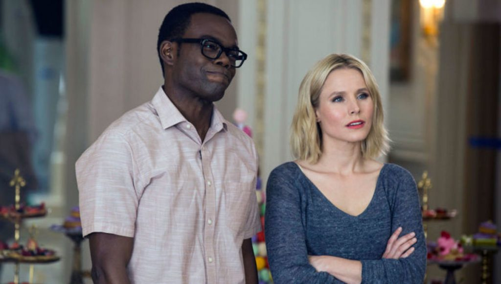 eleanor chidi the good place 10 Things You Didn't Know About The Good Place