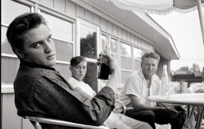 elvis drinks pepsi 10 Things You Didn't Know About Elvis Presley