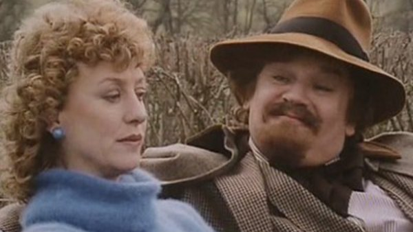 Sir David Jason dated the actress Myfanwy Talog (here starring in The Magnificent Evans) for 18 years