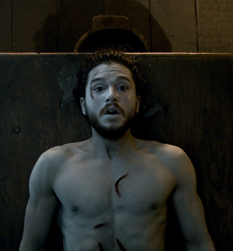 jon snow alive 20 Things You Didn't Know About Kit Harington