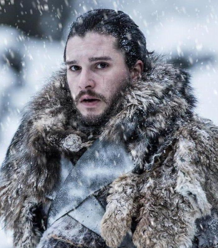 jon snow got 20 Things You Didn't Know About Kit Harington