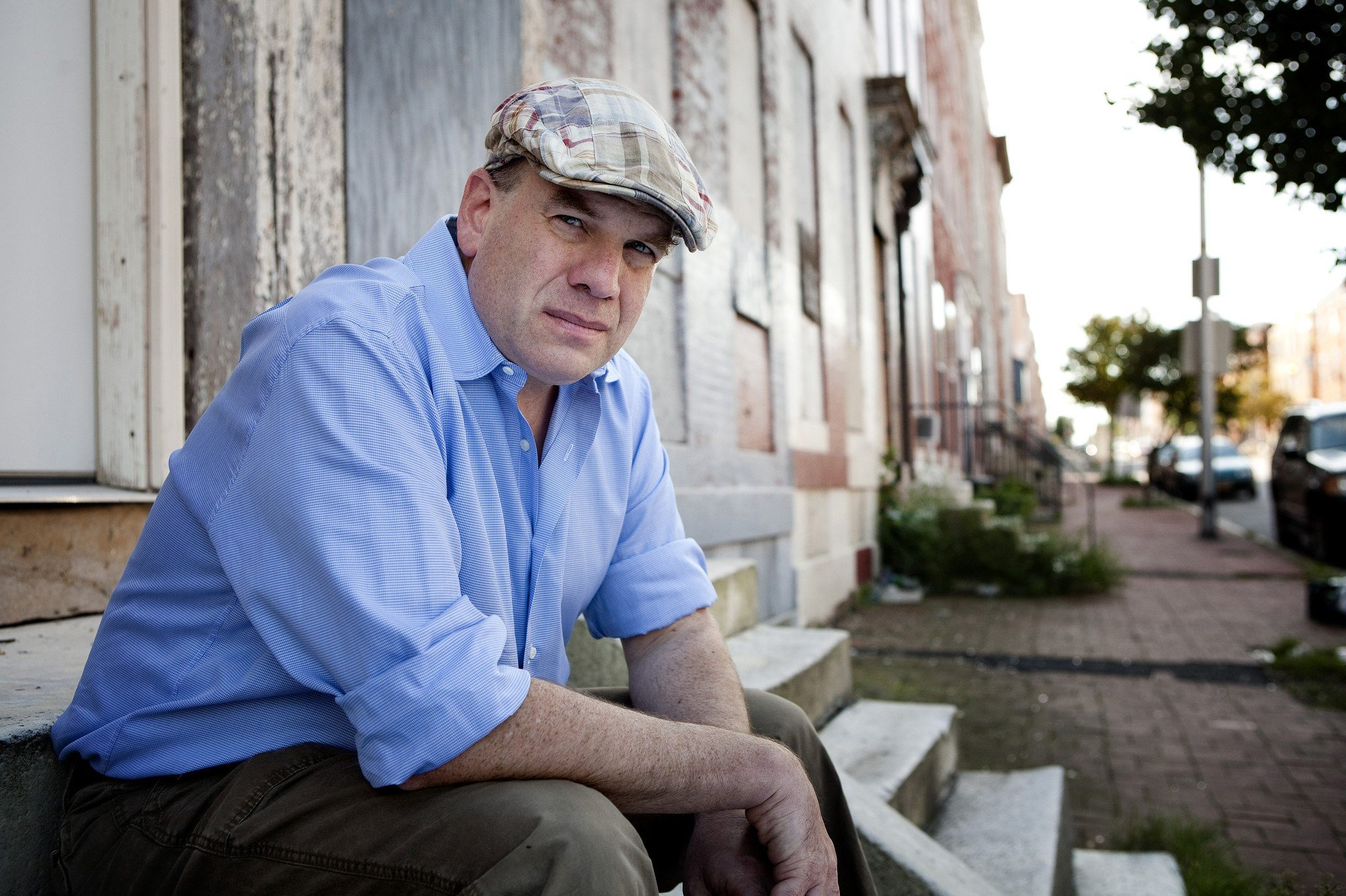la et st baltimore riots david simon creator of the wire 20150428 12 Things You Didn't Know About 'The Wire'