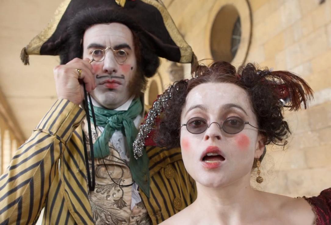 les mis rables helena bonham carter baron cohen e1625740885588 25 Things You Didn't Know About Les Misérables (2012)