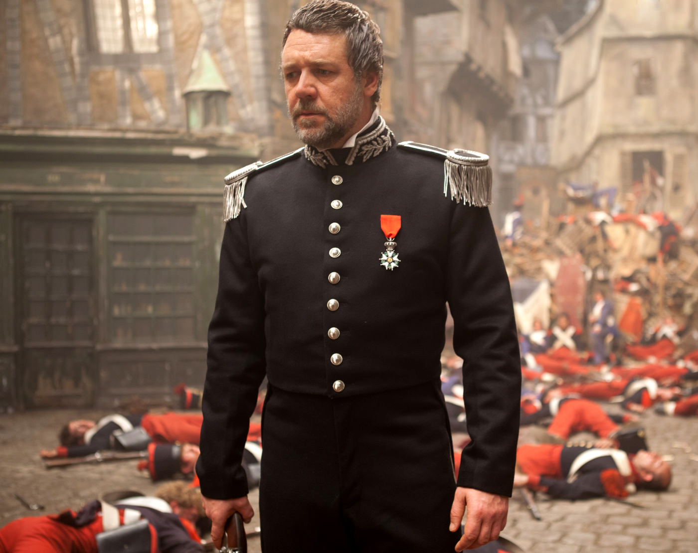 lesmis javert 25 Things You Didn't Know About Les Misérables (2012)