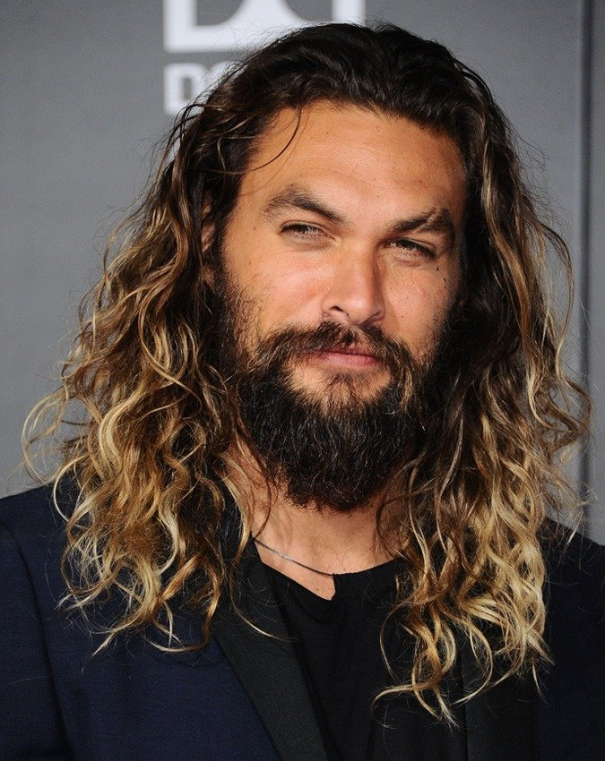 long hair celebs 1 Men Who Have Beards And Long Hair Have The Smallest Testicles According To Study