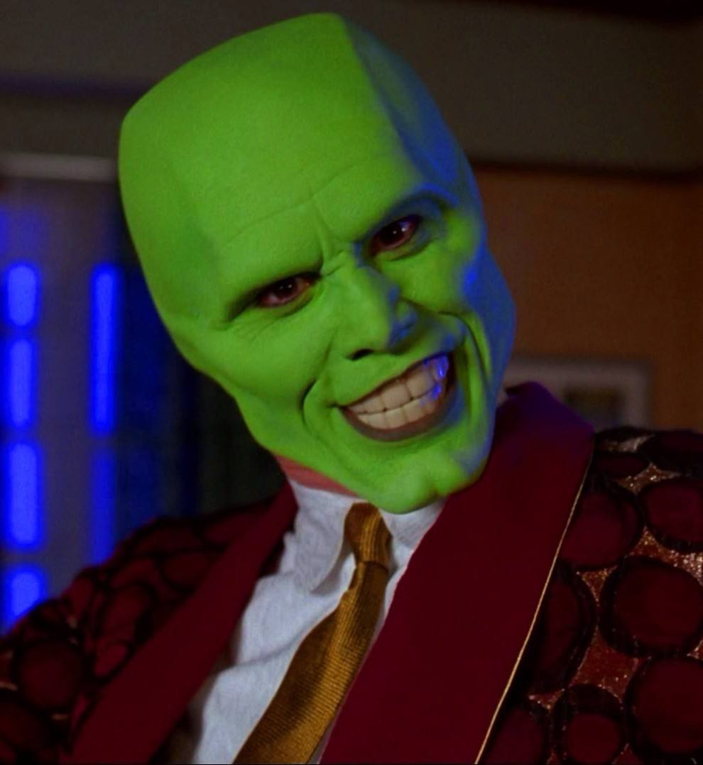 mask movie jim carrey 1 10 Things You Didn't Know About Captain Marvel