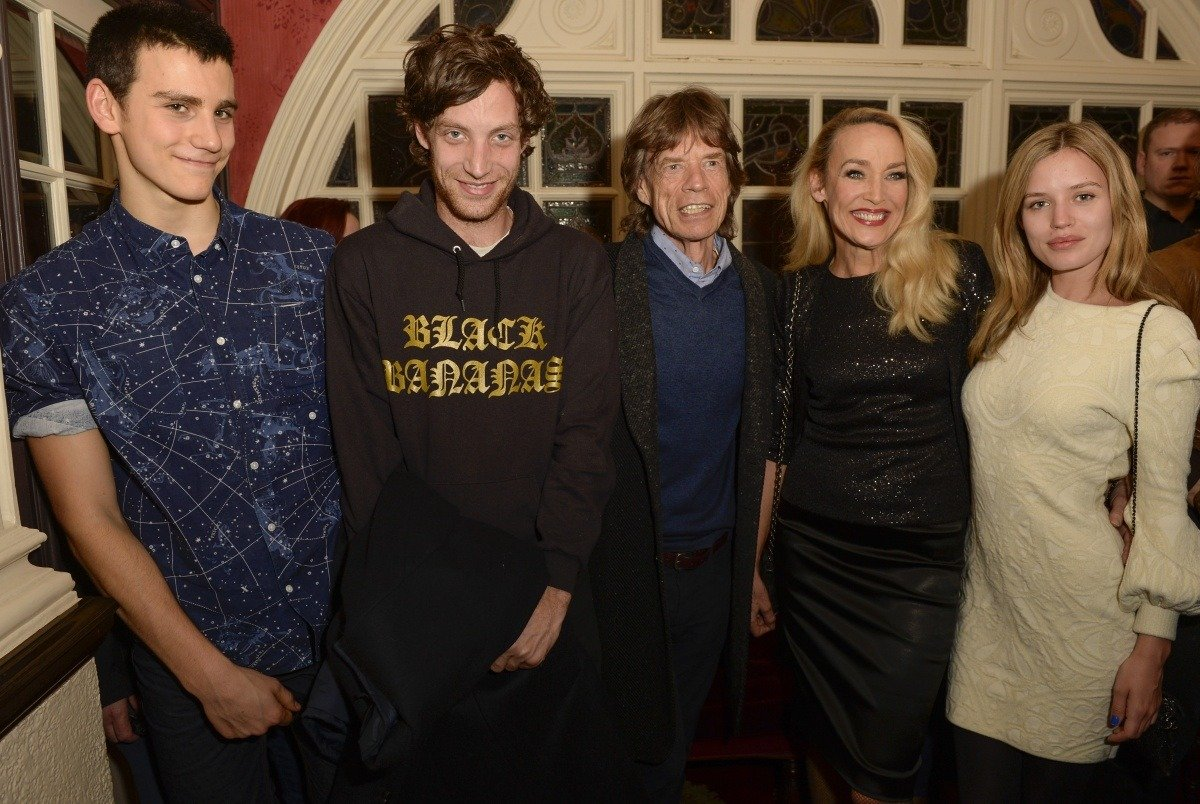 mick jagger children 12 Things You Didn't Know About Mick Jagger