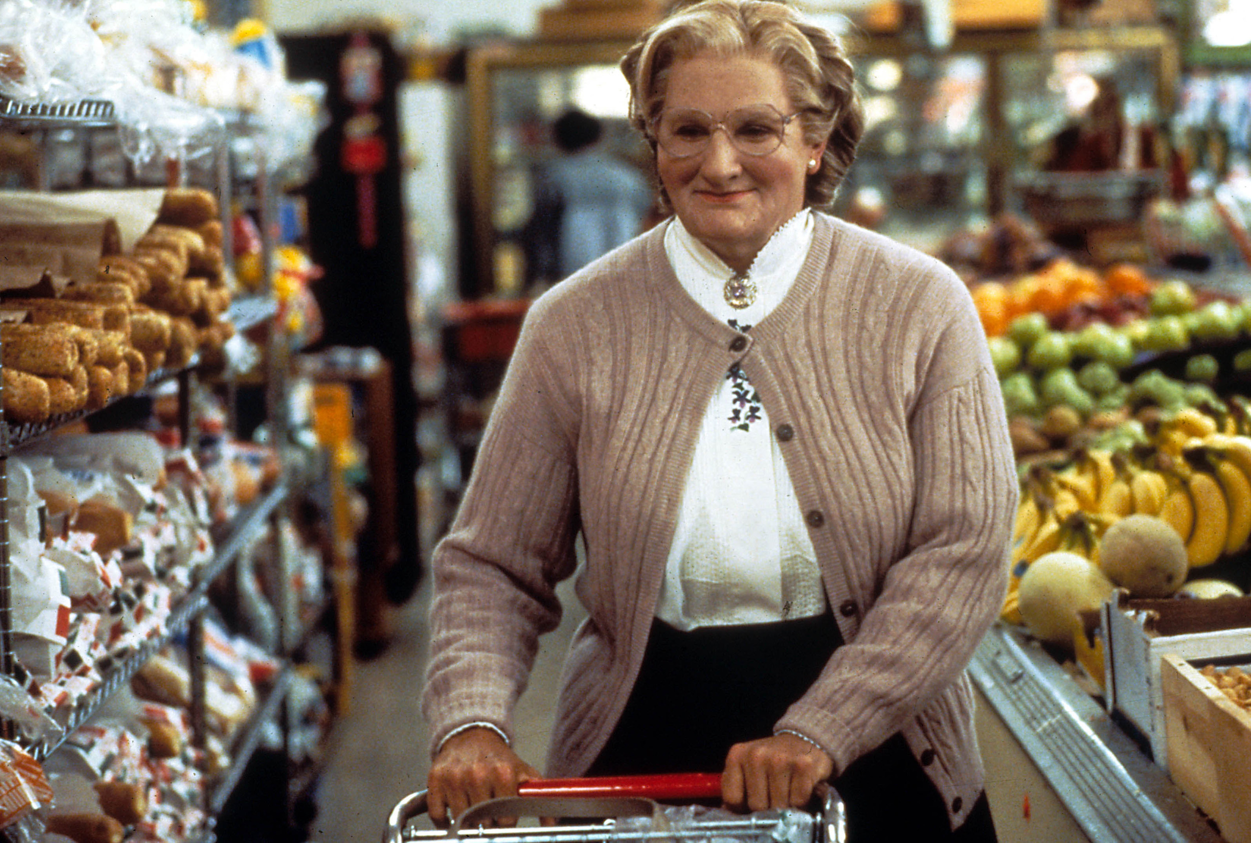 mrs doubtfire 1993 robin williams 25 Things You Never Knew About Mrs. Doubtfire