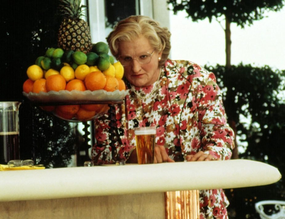 mrs doubtfire a l e1625472587337 25 Things You Never Knew About Mrs. Doubtfire