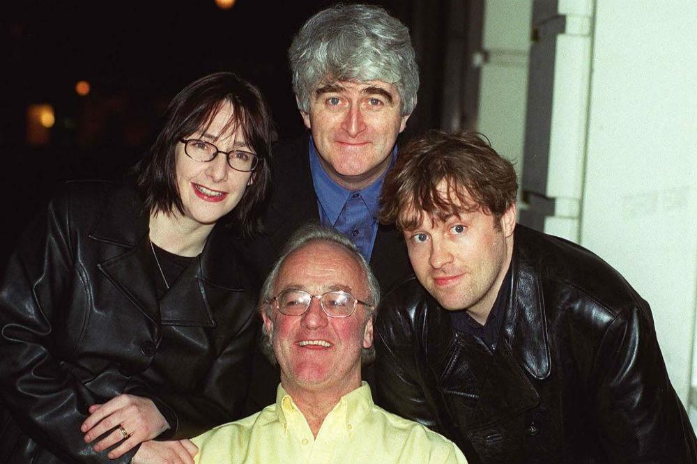 original father ted cast dermot morgan pauline mclynn frank 10 Things You Didn't Know About Father Ted!