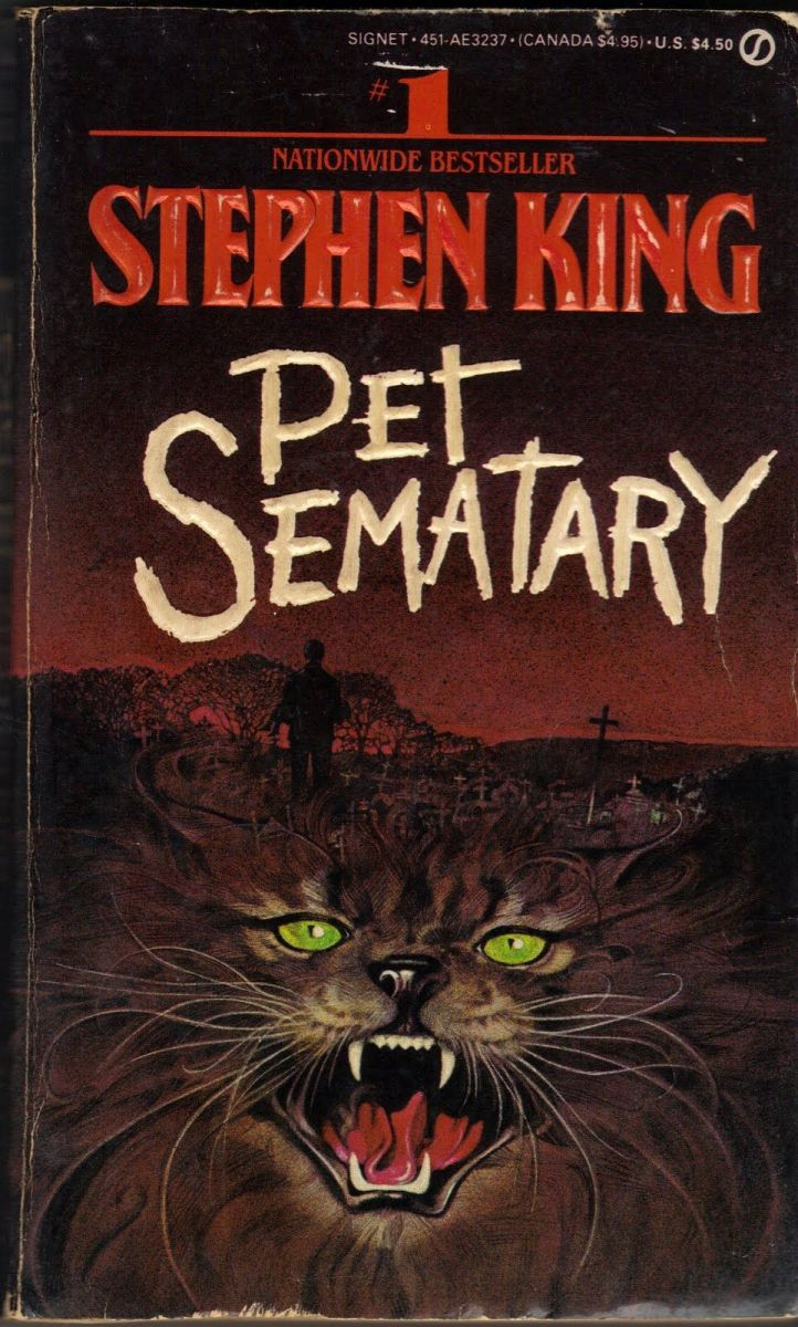petsematary 10 Things You Never Knew About 1989's Pet Sematary