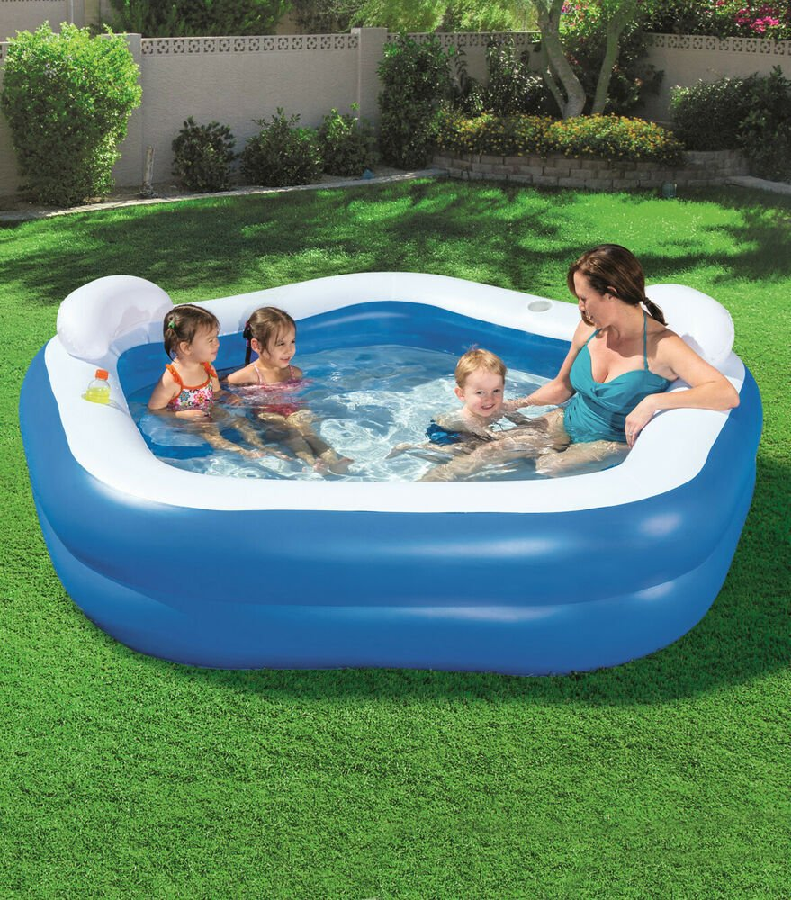 s l10001 B&Q Selling £25 Inflatable Pool In Anticipation Of Record-Breaking Heat