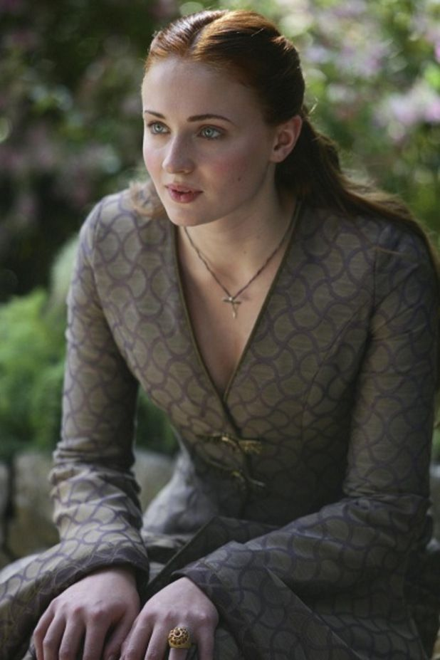 sansa11 20 Things You Didn't Know About Sophie Turner