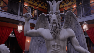 satanic temple 20 Things You Missed In The Chilling Adventures Of Sabrina