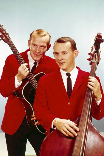 smothers brothers port 08001 25 Things You Didn't Know About Steve Martin