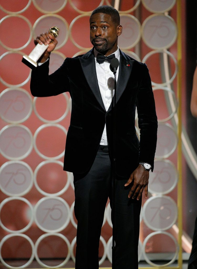 sterling k brown globes 10 Things You Didn't Know About This Is Us