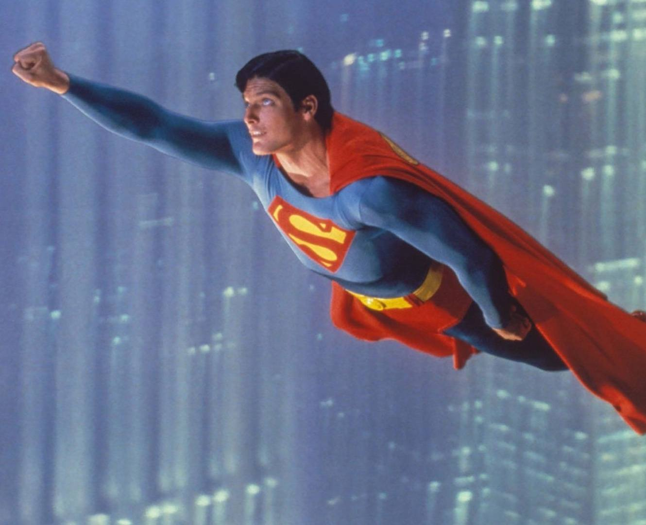 superman the movie richard donner christopher reeve 1978 24 Things You Probably Didn't Know About Christopher Reeve's Superman Films