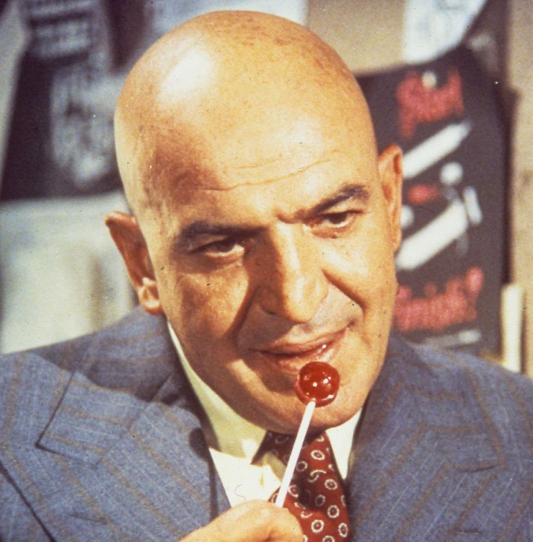 telly savalas kojak color 5c01fb5e46e0fb000161404f 24 Things You Probably Didn't Know About Christopher Reeve's Superman Films