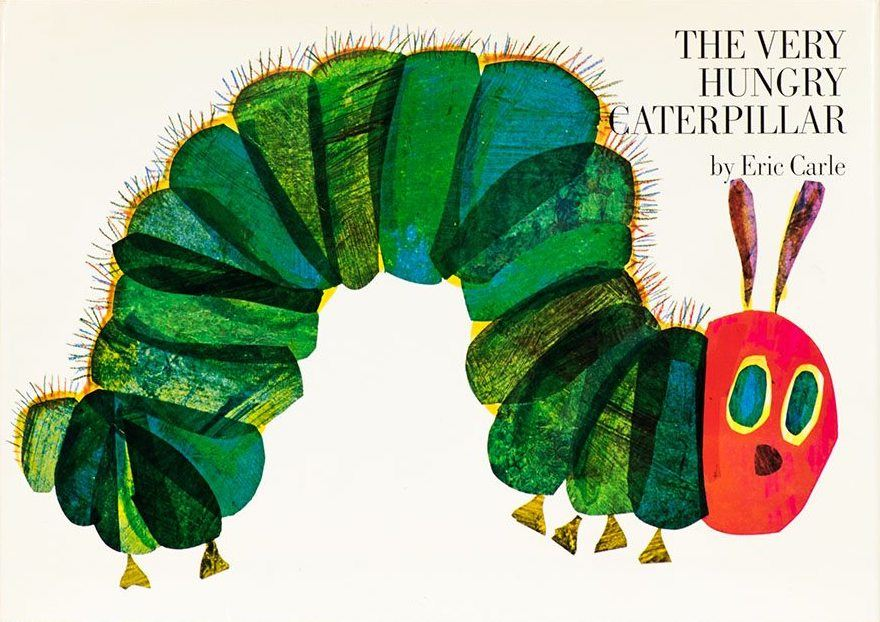 the very hungry caterpillar eric carle first edition signed 1969 rare Antiques Expert Reveals Ten Common Children's Books That Could Make You Thousands