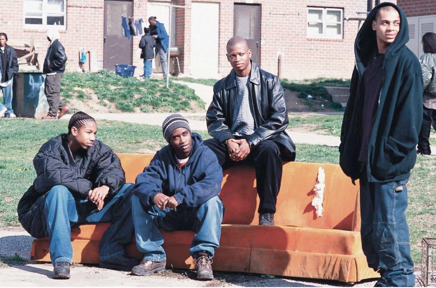 the wire season 1 tv show image 12 Things You Didn't Know About 'The Wire'
