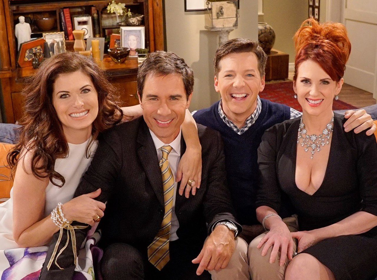 will and grace main 25 Things You Didn't Know About Will & Grace