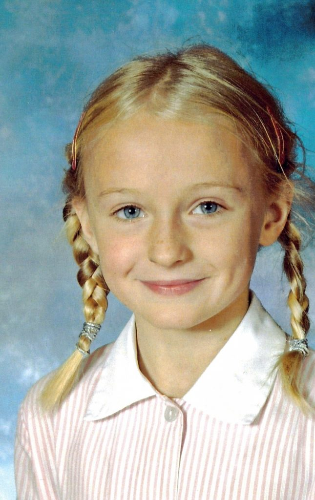 young Sophie sophie turner 35234348 936 1486 20 Things You Didn't Know About Sophie Turner