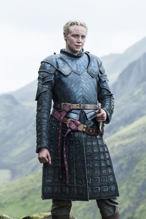 04ca7f8211c7a909c6df3ff28fe28c2c lady brienne brienne of tarth1 The 18 Biggest Changes In Game Of Thrones From Book To Screen