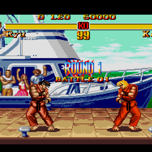 10 street fighter 10 Classic Games We Can't Wait To Play On Sega's Mega Drive Mini!