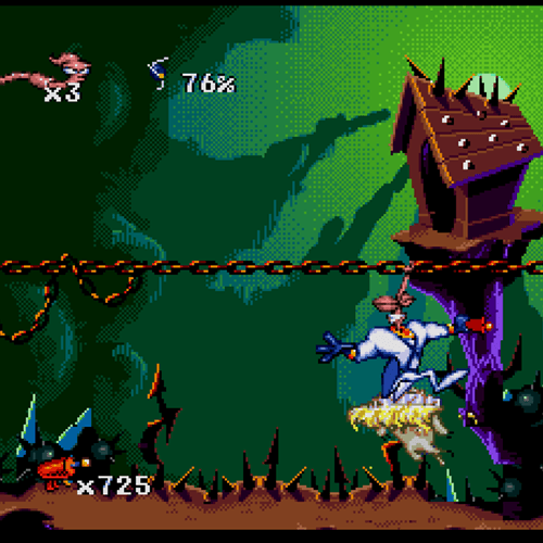 11 Earthworm 10 Classic Games We Can't Wait To Play On Sega's Mega Drive Mini!