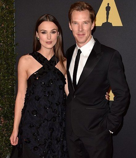 1415529848257 Image galleryImage HOLLYWOOD CA NOVEMBER 08 20 Things You Probably Never Knew About Benedict Cumberbatch