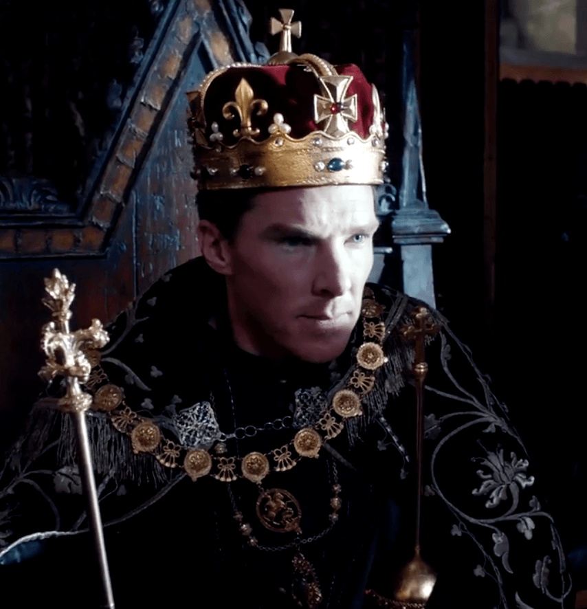 1453467283 tv the hollow crown benedict cumberbatch 20 Things You Probably Never Knew About Benedict Cumberbatch