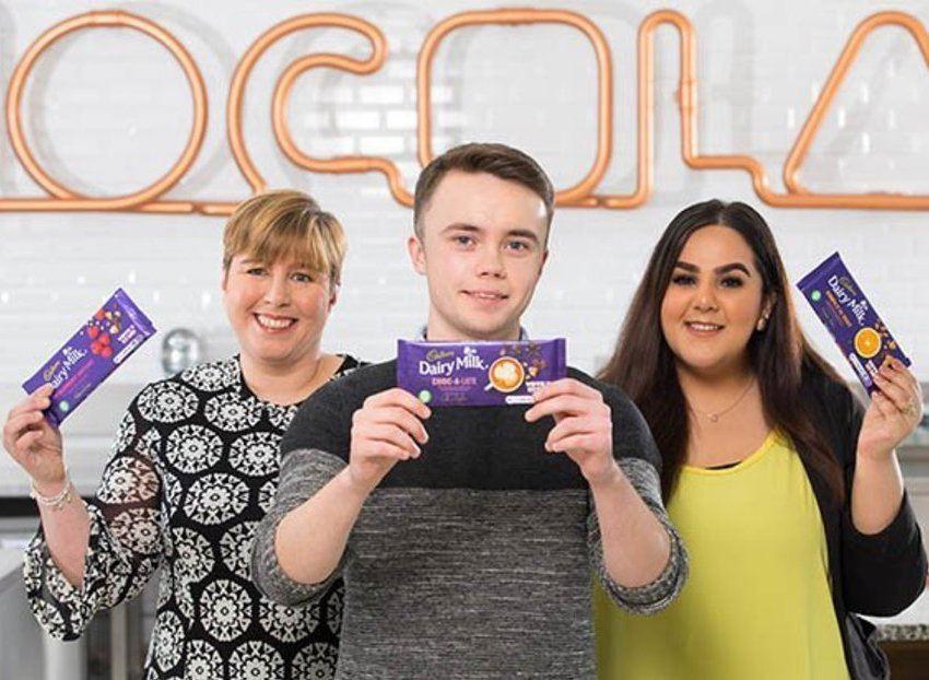 1647577 Cadbury Launches Three New Special Edition Dairy Milk Bars