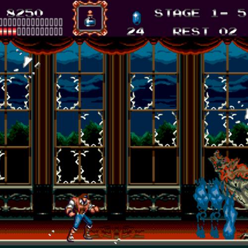 2 Castlevania 10 Classic Games We Can't Wait To Play On Sega's Mega Drive Mini!