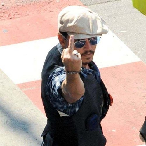 2 10 Photos Johnny Depp Does NOT Want You To See