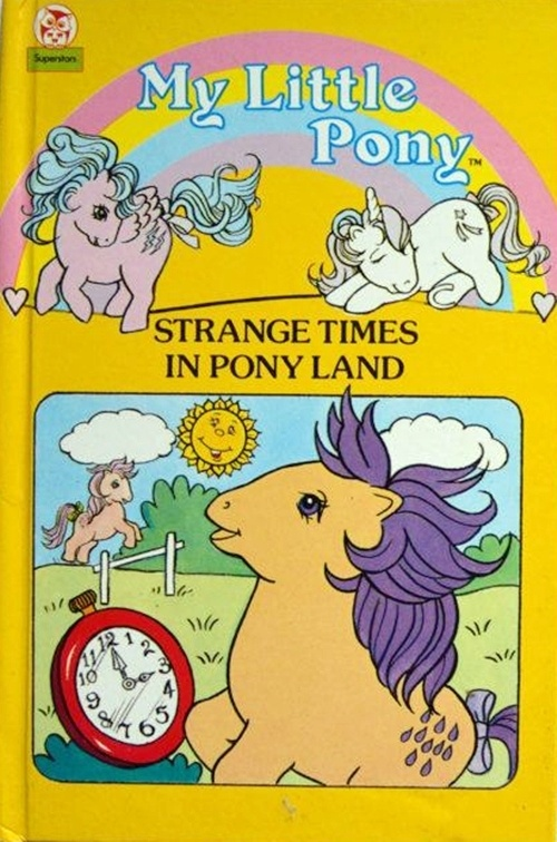 23 Cartoon Character Books That Will Remind You Of Being A Kid
