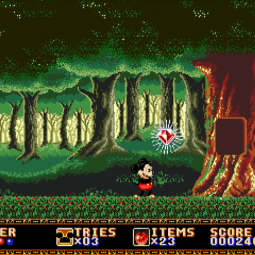 3 Castle of Illusion 10 Classic Games We Can't Wait To Play On Sega's Mega Drive Mini!