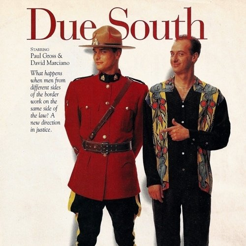 33 Remember Due South? Here's What Fraser and Vecchio Look Like Now!