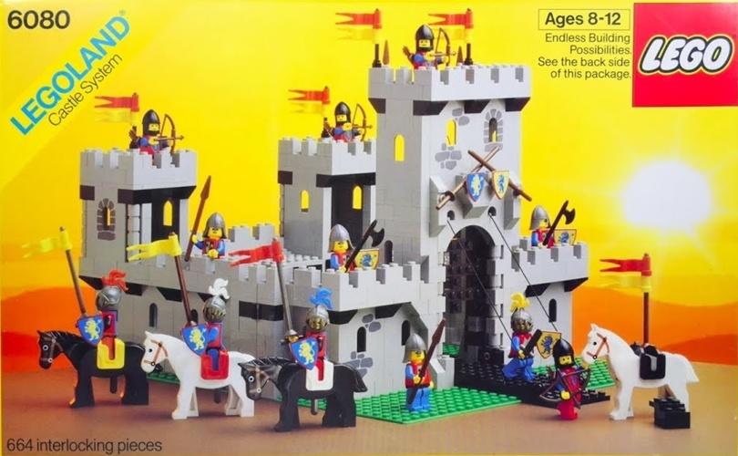 36 Lego Sets That Are Now Worth A Small Fortune