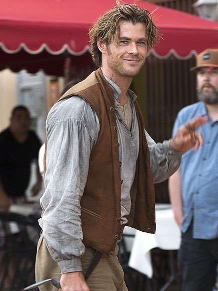 418 20 Things You Didn't Know About Chris Hemsworth