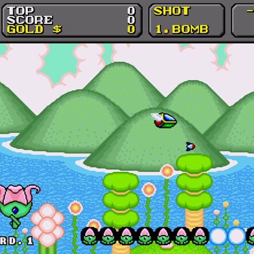 5 Super Fantasy Zone 10 Classic Games We Can't Wait To Play On Sega's Mega Drive Mini!