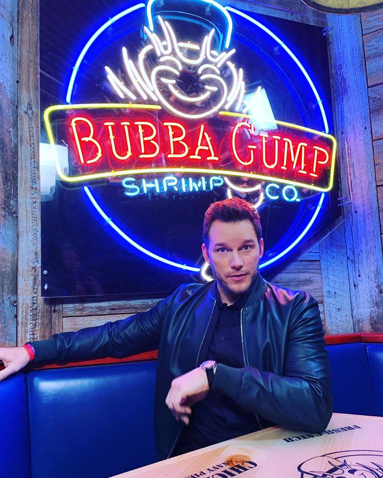 51491148 2311761542188995 8463975811232301056 n 10 Things You Didn't Know About Chris Pratt