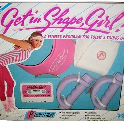 516 10 Things That Made 80s Girls Look Really Cool