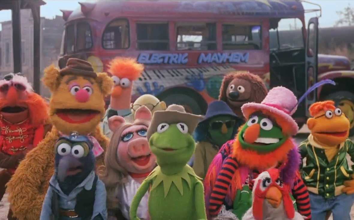 7a The Muppets: The Adult Origins Of 'Mahna Mahna' And More Things You Didn't Know