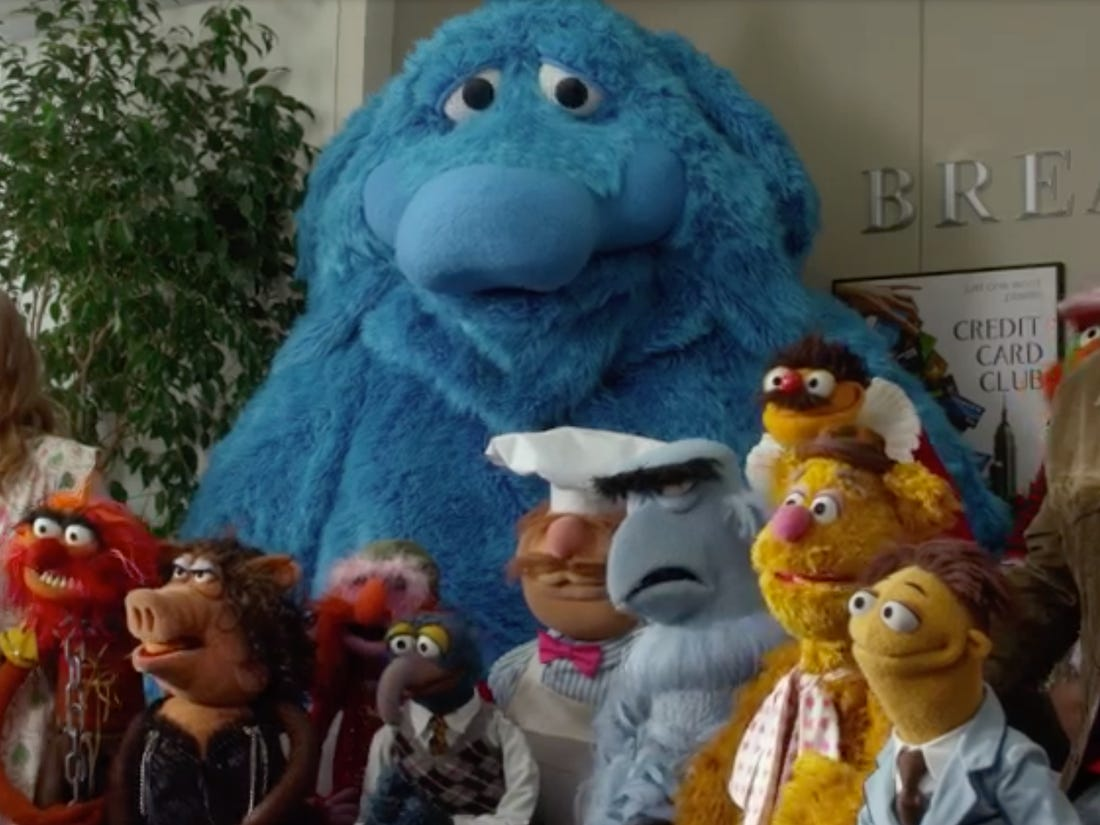 8a The Muppets: The Adult Origins Of 'Mahna Mahna' And More Things You Didn't Know