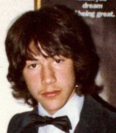 A young Keanu Reeves 1 25 Keanu Facts Only True Fans Know