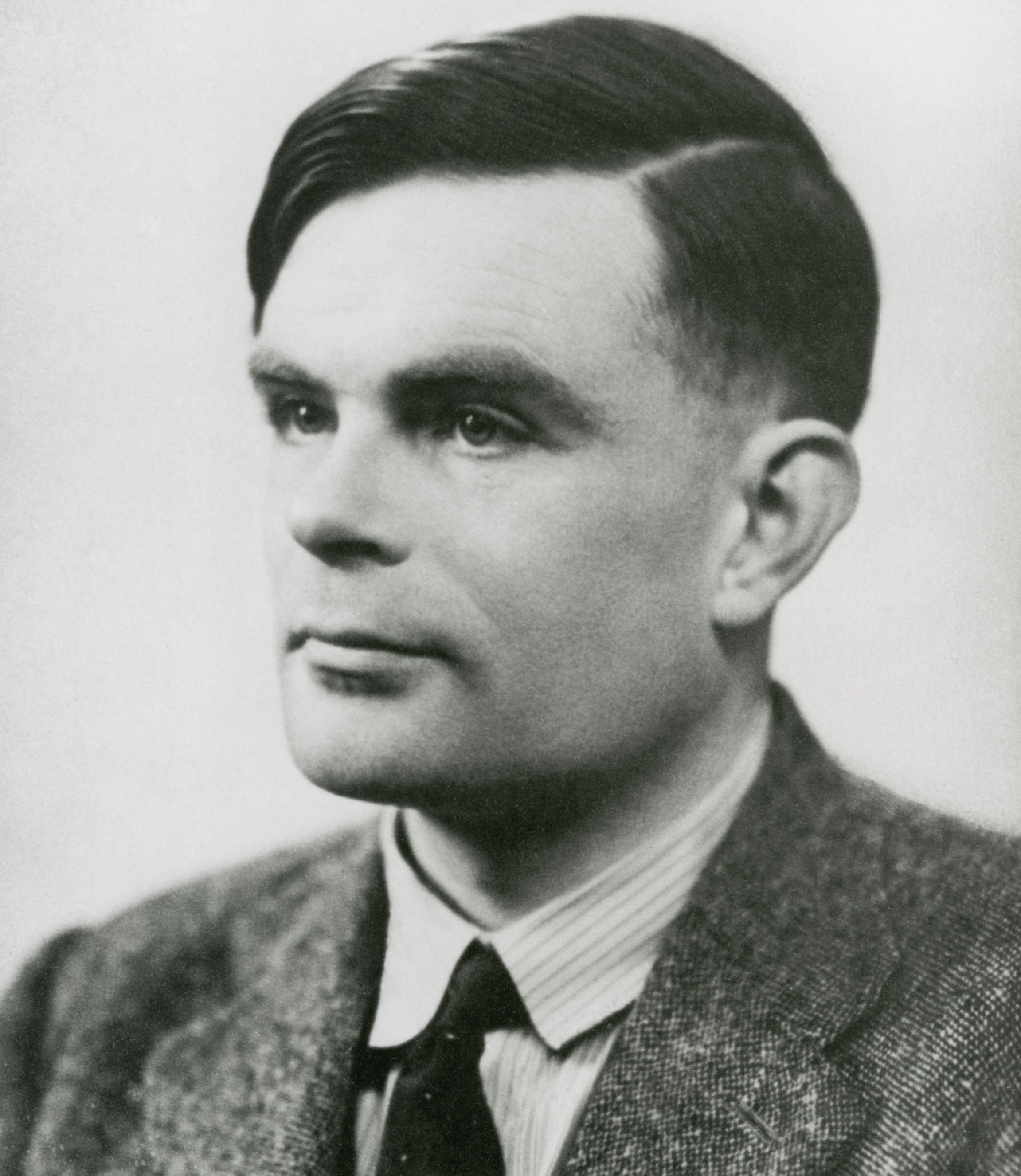 Alan Turing 29 March 1951 picture credit NPL Archive Science Museum1 20 Things You Probably Never Knew About Benedict Cumberbatch