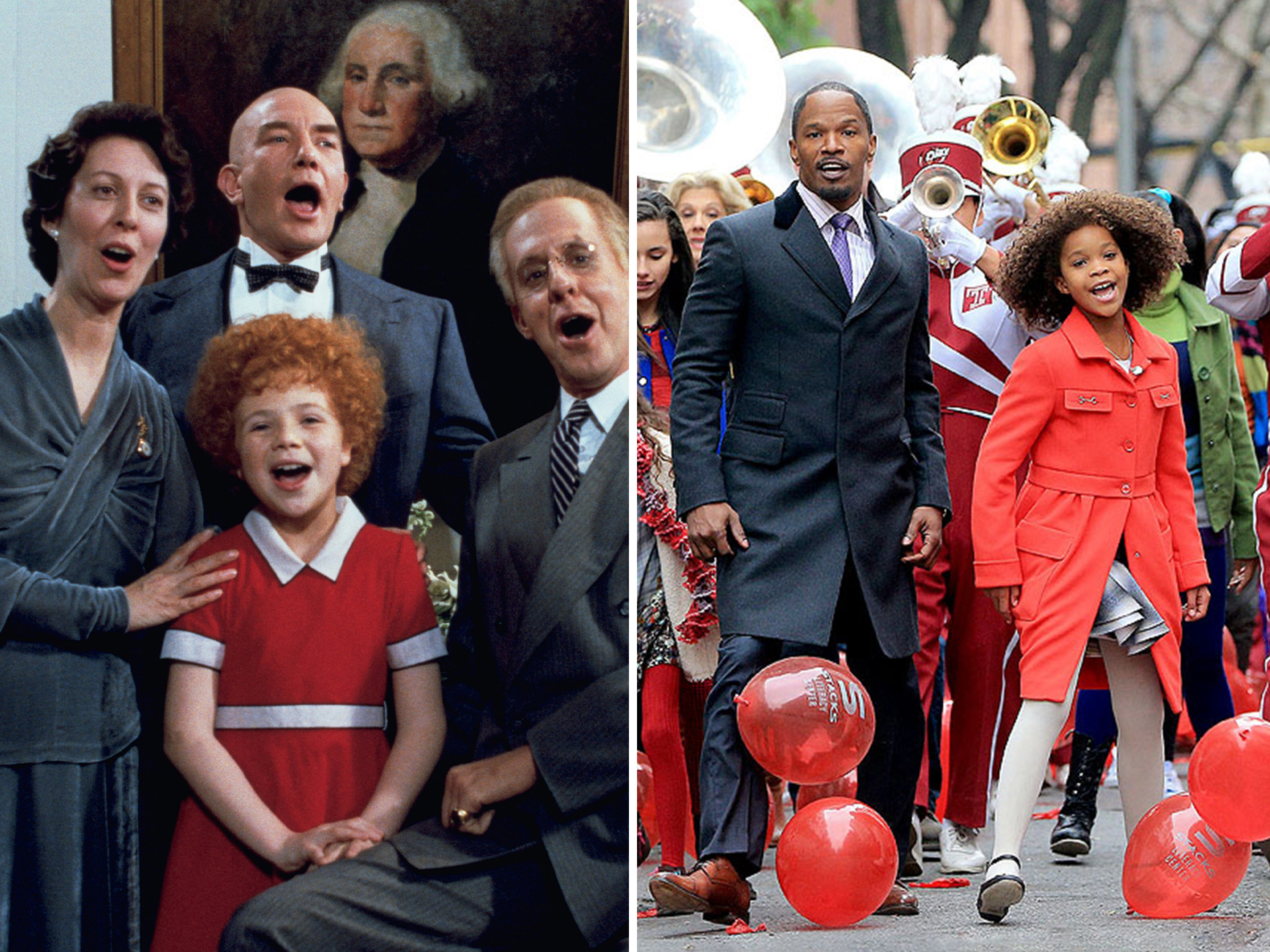 Annie Awful Remakes Of Classic 80s Films That Should Have Been Left Unmade