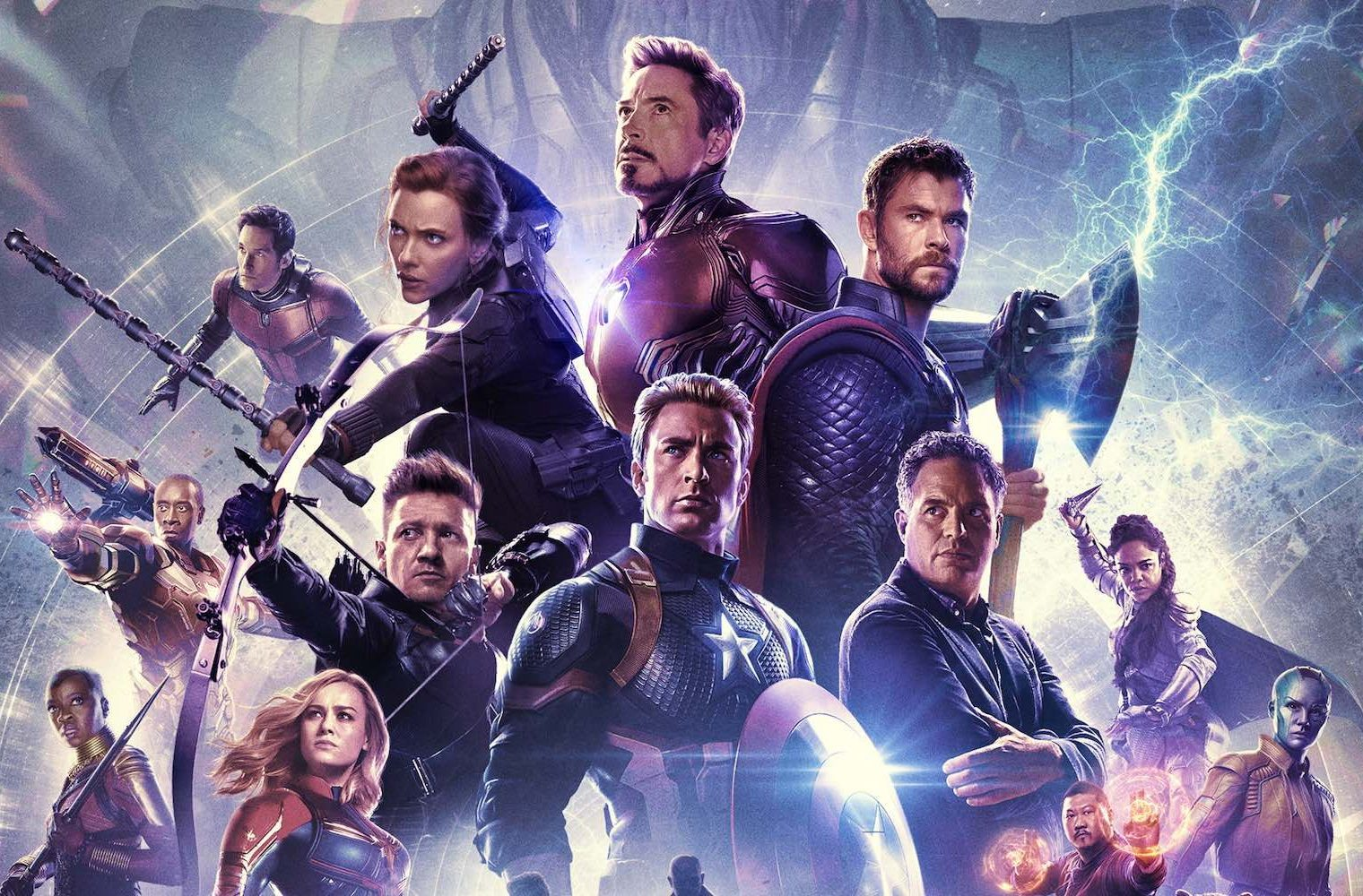Avengers Endgame Poster Cropped e1628002231681 25 Things You Didn't Know About Avengers: Endgame